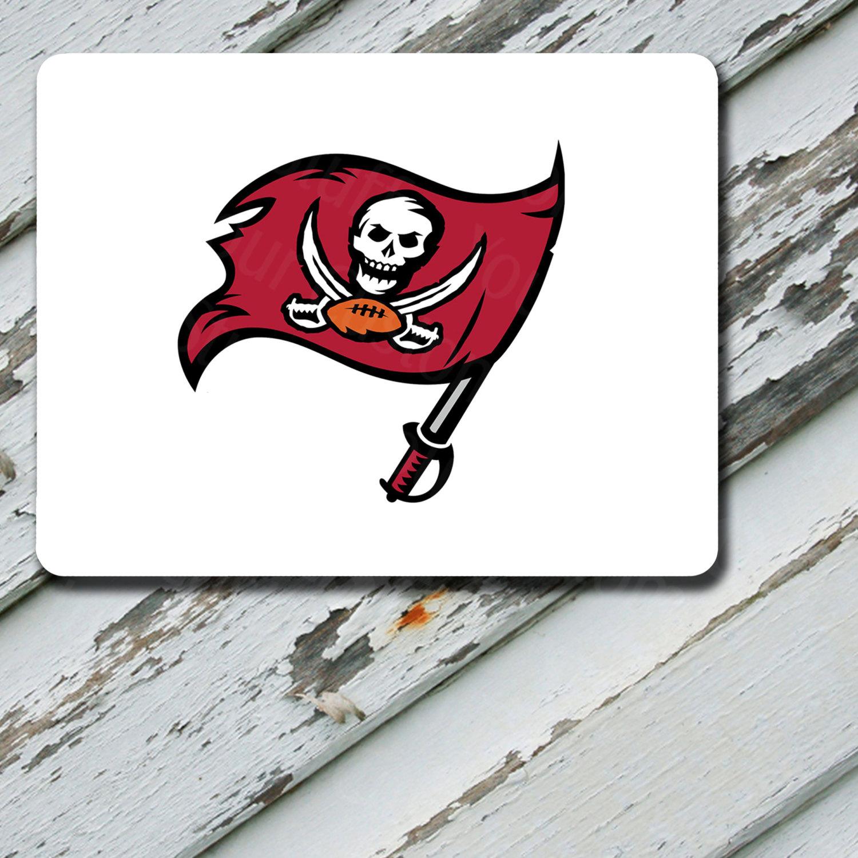 Mousepad Tampa Bay Buccaneers Design on Mousepad